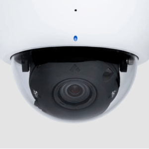A Verkada domed security camera